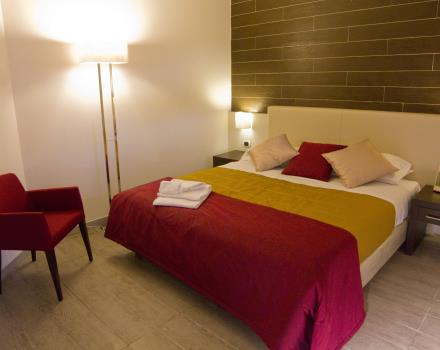 Looking for service and hospitality for your stay in Modena - Casinalbo di Formigine? book/reserve a room at the Best Western Plus Hotel Modena Resort