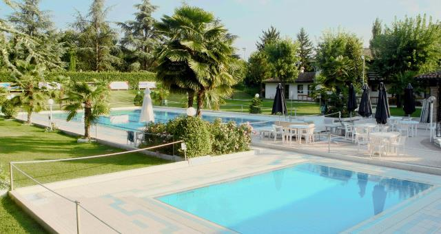 Visit Modena - Casinalbo di Formigine and stay at  the Best Western Plus Hotel Modena Resort