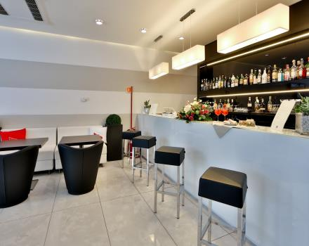 The bar at the Best Western Plus Beach Resort Hotel Modena