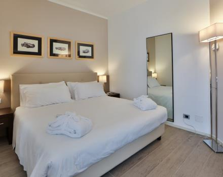 Best Western Plus Beach Resort Hotel Modena double bed room available for guests