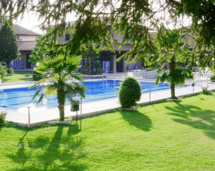 Looking for a hotel for your stay in Modena - Casinalbo di Formigine? Book/reserve at the Best Western Plus Hotel Modena Resort